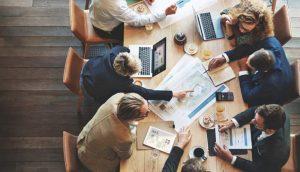تدریس زبان تجاری business English